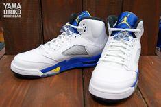 #AirJordan V Laney Retro #Sneakers
