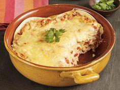 Tortilla Chicken Casserole