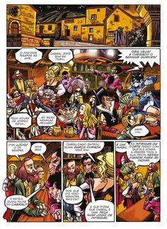 Gil Vicente em quadrinhos