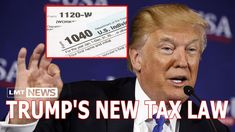 The new tax law passed by the Republican-led Congress and signed by Pres...