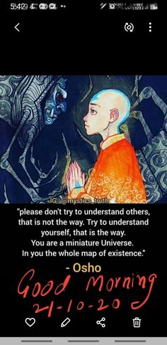 Morning Greetings Quotes, Good Morning Quotes, Osho