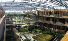 Lumen Building Greenhouse - Wageningen University and Research Centre - Wikipedia, the free encyclopedia