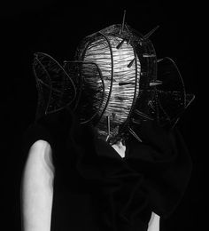 Sheguang Hu    macabre   surreal   occult   goth   editorial   dark fashion