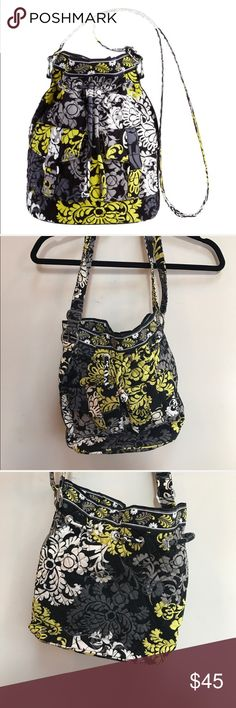"""NWOT Vera Bradley Baroque Quick Draw Crossbody Bag NWOT. Never used. Great condition! Dimensions are: 9.5"""" x 13"""" x 5.25"""" with 52"""" adjustable strap! Vera Bradley Bags Crossbody Bags"""