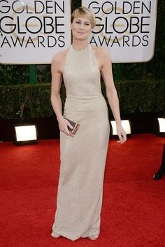 Robin-Wright Golden Globes 2014
