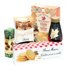 Delicious Sweet Treats Gift Set to Isle-of-Man Maple Fudge, Order Flowers, Sweet Treats, Gifts, Food, Sweets, Presents, Candy, Essen