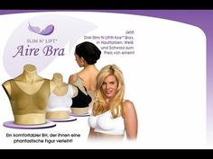 http://www.original-airbra.com Slim N Lift Aire Bra Seamless Air Bra is specially designed as the perfect and comfort leisure for Women and girls come in all sizes and shapes. Buy Original Online at Original-airbra.com