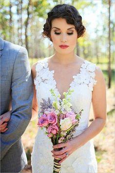 Mi Wedding Diario: Novias Atrevidas con Maquillajes Marcados