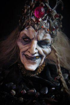 Сказочная коллекция - filinova.com Scary Halloween Costumes, Halloween Doll, Vintage Halloween, Halloween Makeup, Halloween Witches, Halloween Table, Halloween Signs, Vintage Holiday, Halloween Halloween