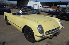 Former Garage Find: 1954 Corvette - http://barnfinds.com/66779-2/
