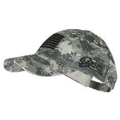 19.75 AUD - Voodoo Tactical Army Digital Tactical Adjustable Cap -  Embroidered U.S.A. Flag  ebay 168c9e1a19cb