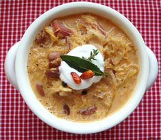 Soup Recipes, Cooking Recipes, Clean Eating, Healthy Eating, Hungarian Recipes, Hungarian Food, Cheeseburger Chowder, Thai Red Curry, Brunch