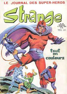 Couverture de Strange -43- Strange 43