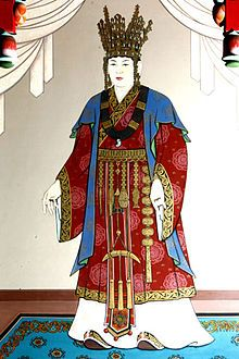Queen Seondeok of Silla reigned as Queen of Silla, one of the Three Kingdoms of Korea, from 632 to 647. She was Silla's twenty-seventh ruler, and its first reigning queen. Her reign was filled with rebellions and fights, but despite them, she established bases of development in thought, literature, and arts. Her success lead to the acceptance of female leader in Silla after her era.