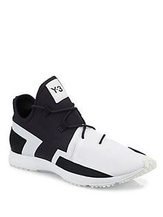Y-3 Yohji Run Mesh Sneakers