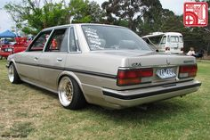 If i had to choose a older vehicle it be a Toyota Cressida.
