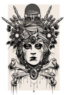 Search inspiration for a New School tattoo. Tattoo Sketches, Tattoo Drawings, Illuminate Tattoo, Skateboard Tattoo, Skate Tattoo, Sailor Jerry Tattoo Flash, Type Tattoo, Tattoo Flash Art, Tattoo Illustration