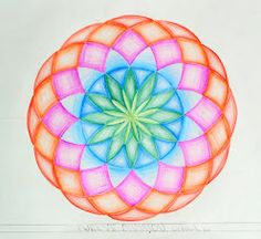 Age 12 ~ Geometric Drawing