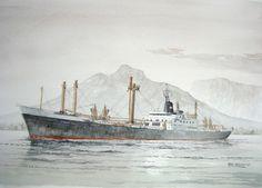m.s. Straat Fiji
