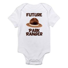 ranger Baby Light Bodysuit Future Park Ranger Infant Bodysuit by Family-Gal - CafePress
