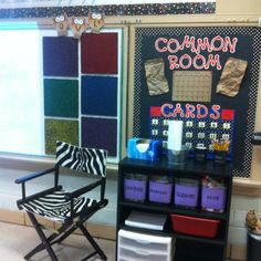 Harry Potter Classroom Theme -Common Room