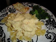 Tasty Tuesday: Creamy Italian Chicken I Heart Nap Time | I Heart Nap Time - Easy recipes, DIY crafts, Homemaking