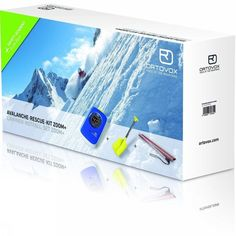 Snow Safety Avalanche Rescue Kit Zoom+