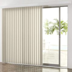 JCP HOME JCPenney Home 3 Vertical Blinds
