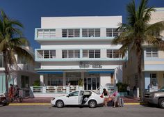 Penguin Hotel On Ocean Drive South Beach Miami Florida Hotels