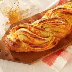 apricot ginger bread from @landolakesktchn ...gorgeous! #sponsored