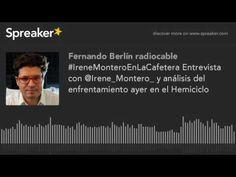 #IreneMonteroEnLaCafetera Entrevista con @Irene_Montero_ y análisis del ...