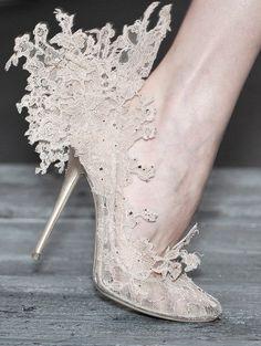 Zapatos de Valentino Primavera 2010