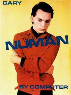 New Wave Music, Good Music, Computer Books, Gary Numan, Number One Hits, One Hit Wonder, Acid House, New Romantics, Music Icon