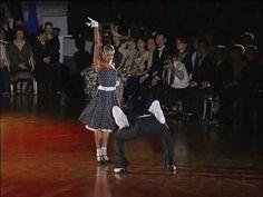 Maxim Kozhevnikov & Yulia Zagoruychenko - Jive (WSSDF2006)