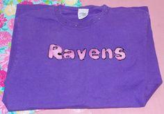 Bleached Ravens Shirt