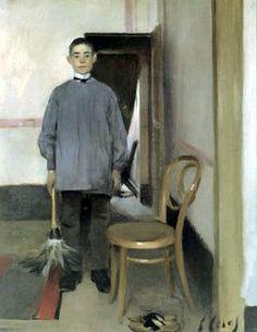 Ramon Casas | Ramon Casas i Carbó - Jeune homme