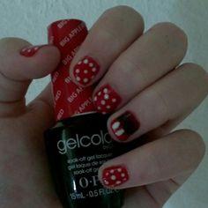 Disney nails for janelle