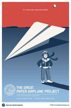 PIMA Great Airplane Poster Boy