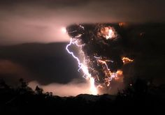 Awesome! god, volcano, natural disasters, thunderstorm, cloud, tornado, light, mother nature, extreme weather
