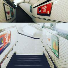#Metropolitan #capitule #montrouge #km #métro #subway #tube #maisouest @joellemanca