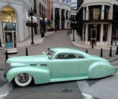 1939 Caddy Custom