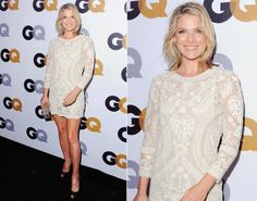 Ali Larter - GQ Men of the Year party 2012 - NY Daily News