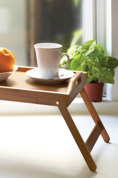 Bamboo Deluxe Serving Tray