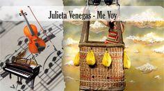 Partitura Julieta Venegas - Me Voy Duo Piano y Violín