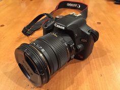 Canon EOS Rebel T1i / 500D 15.1MP Digital SLR Camera w/2 Sigma Lenses