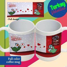 Valentine Turkey Love Mug!