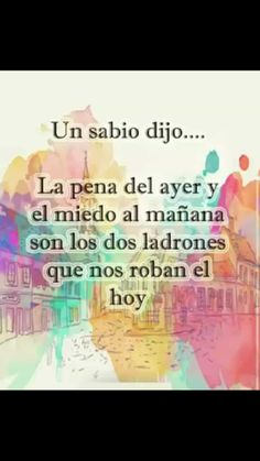 Spanish Inspirational Quotes, Spanish Quotes, Daily Mantra, Quotes About Strength, Morning Quotes, Wise Words, Decir No, Favorite Quotes, Me Quotes