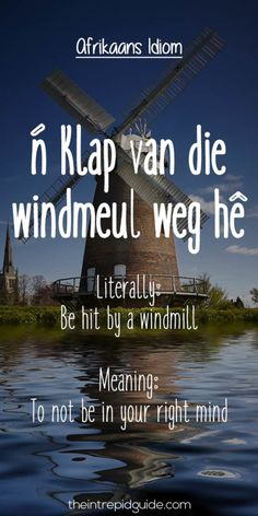 Afrikaans is one one of the easiest languages to learn and make you laugh. Translating Afrikaans to English, these Afrikaans idioms will make you giggle. Afrikaans Language, Collective Nouns, Afrikaanse Quotes, Teachers Aide, Career Quotes, Success Quotes, Rare Words, How To Speak French, Dream Quotes