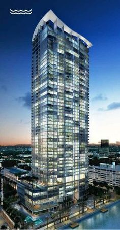 Miami... Frolic In The Bay At This 51 Story Edgewater Condo - Development Du Jour - Curbed Miami... #Miami