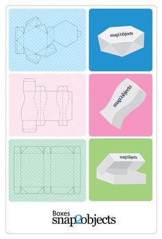 merchandising boxes